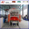 Ladrillo concreto simplemente automático del cemento que hace la maquinaria