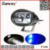 4 lumière d'entraînement de pouce 10W LED pour le camion de fourchette