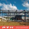 (EPS / PU / XPS / Rockwool +) Estructura Sandwich Panel de pared de acero