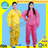 Nonwoven Coverall/защитный Coverall/устранимый Coverall Satefy работая