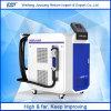 máquina da limpeza do laser da fibra 500W para o molde de borracha