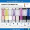 De transparante Bestuurder van de Pen van het Kristal voor de Giften van Kerstmis (ufd-M059)