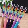 De in het groot Creatieve Pen van de Kristallen bol van het Metaal Kleurrijke