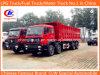 HOWO 8X4 40t 화물 덤프 트럭 팁 주는 사람 트럭