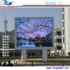 Afficheur LED P10 extérieur polychrome de HD pour la publicité