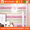 Venda por grosso de materiais de decoração de interiores com alto grau de papel de parede