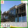 Здание рамки металла легкой конструкции стальное с стеной Galss