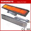 Infrared en céramique Gas Heater pour la production alimentaire Line