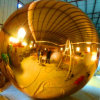 Раздувной огромный шарик зеркала для украшает раздувной продукт