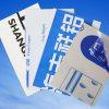 Película protetora do Anti-Stratch PE para os perfis de alumínio