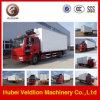 FAW J6 4X2 refroidissent la tonne du camion 10-15