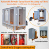 Cartucho de filtro automático Powder Spray Booth
