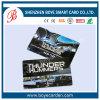 Cartão de microplaqueta plástico de baixa frequência