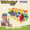 Juguete educativo del edificio para el juguete del bloque de los cerebros de los niños