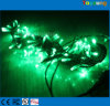 110V IP65 10m Green Outdoor Christmas LED Tree Lights