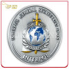 Abitudine 3D Foreign Military Commemorative Coin