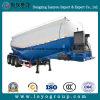 수송 부피 시멘트를 위한 반 3개의 차축 탱크 트레일러