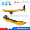 Longitud del kajak de la pesca 4.3 contadores con el timón