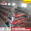 Geflügelfarm-Geräten-Vogel-Huhn-Rahmen mit automatischem führendem System