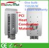Lámpara de calle material de la MAZORCA 100W-150W LED de la conducción de calor del PCI IP67