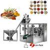 粉の回転式パッキング機械超高温滅菌装置