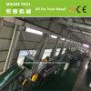 Sacchetto del PE della lavatrice /PP del film di materia plastica dello spreco del PE dei pp che ricicla riga