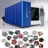 machine à grande vitesse de laser d'industrie de découpage de précision en métal 2000W