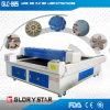 Cortadora de gran tamaño del laser de la base plana con la certificación del Ce