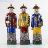 수집 빨간 노란 파란 색깔을%s Rzkc12 금지된 도시 3 황제 사기그릇 조각품