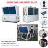 Sc 100% de energia solar inversor DC Tipo Chiller Modular o ar condicionado