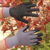 перчатка работы руки нитрила пены 15gauge Mircro Coated Breathable