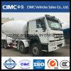 HOWO 6*4 371HP 10m3のミキサーのトラック/具体的なミキサーのトラック