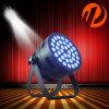 段階の照明36PCS*12W Rgbwauvズームレンズ6in1の洗浄LED同価ライト