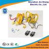 Conjunto de cabo de Rod do rato do jogo do chicote de fios do fio do circuito de Univer