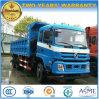 Dongfeng 6X4 270 HP 화물 자동차 트럭 20 톤 덤프