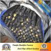 Tubo duro lleno de alta frecuencia rectangular cuadrado redondo del hierro