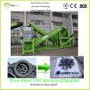 Plastica che ricicla macchinario