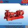 Pompe de lutte contre l'incendie centrifuge d'étape unique de Fin-Aspiration de Xbd-I