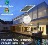 Nueva luz solar del diseño LED con el sensor de microonda