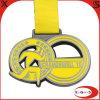 2014旧式なニッケルのマラソンメダル