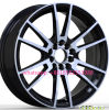 O auto alumínio das bordas roda a borda 17*7.5j 18*7.5j do carro da roda da liga