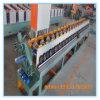 Rodillo de acero del marco de puerta que forma la máquina