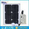 12V 20W солнечная энергия системы для домашнего применения
