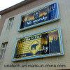 Ciudad al aire libre Small Signage Billboard Tri-Display advertisement
