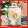 2 Gallon Glass Beverage Dispensador de suco Jar com torneira
