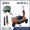 Bereichs-Hardrock-Traktor eingehangenes Wasser-Vertiefungs-Ölplattform-Gerät des BergDfa-120