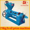 Maquinaria vegetal do petróleo de sementes de Yzyz120 Guangxin de China