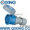 De tipo económico Qixing CEE/IEC Conector estándar internacional QX-552