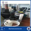 PVC-transparente Wasser-Rohr-Plastikmaschine