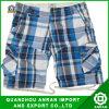 Cargo Short Pants di 100%Cotton Men per Casual Sport (2010-29A)